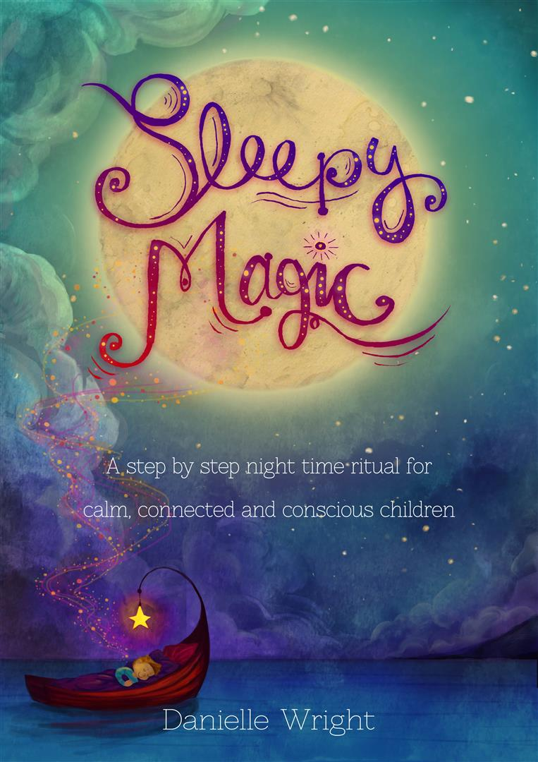 cover design Sleepy Magic