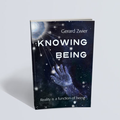 Knowing Being – Book Cover Design+ebook